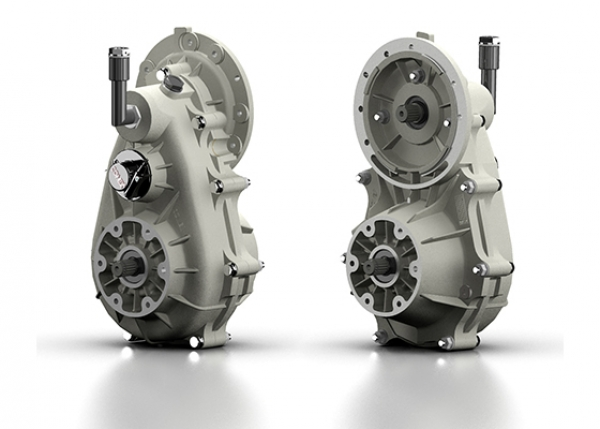 Differential gearboxes